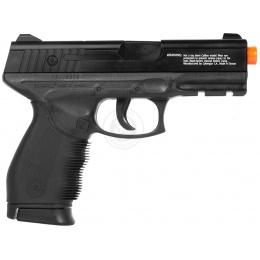 315 FPS Cybergun Licensed Taurus 24/7 Airsoft Spring Pistol w/ Rail