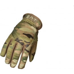 Mechanix Wear FastFit Easy On / Off Tactical Gloves - MULTICAM
