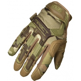 Mechanix Wear M-Pact Airsoft Gloves w/ TPR Knuckle Guard - MULTICAM