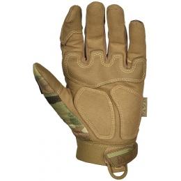 Mechanix Wear M-Pact Airsoft Gloves w/ TPR Knuckle Guard - MULTICAM