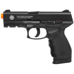 394 FPS Airsoft Licensed TAURUS PT 24/7 CO2 Semi-Automatic Pistol