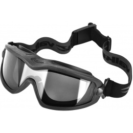 Valken Sierra Tactical Airsoft Goggles - ANSI Z87.1 Rated - GREY