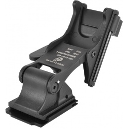 Valken Tactical MICH Type Full Metal Airsoft NVG Mount - BLACK