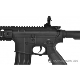 AY Full Metal M4 CQB RIS AEG Airsoft Gun A0007 w/ Crane Stock