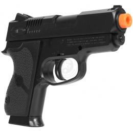 Cybergun Mossberg Licensed M500 Shotgun + Spring Pistol + Holster