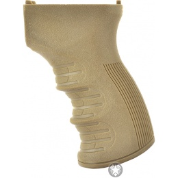 APS Airsoft AK AEG Series Ergonomic AK47 Pistol Motor Grip - TAN