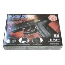 Cybergun Licensed Sig Sauer SP2022 Airsoft Spring Pistol w/ 20mm Rail