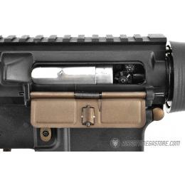 APS Kompetitor PR Series M4 RIS Electric Blowback Airsoft AEG - BLACK