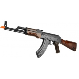 E&L Full Metal A101 AKM AK Series Airsoft Gun AEG Rifle - REAL WOOD