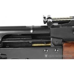 E&L Full Metal A101 AKM AK Series Airsoft Gun AEG Rifle - REAL WOOD