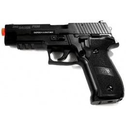 KJW Licensed Sig Sauer P226 Full Metal Airsoft Gas Blowback Pistol