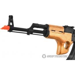 CYMA CM048SU AKMSU Full Metal AEG Airsoft Gun w/ Real Wood Grip