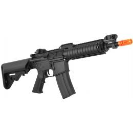 CYMA Full Metal M4 AM005 RAS II CQBR Airsoft AEG Rifle - BLACK
