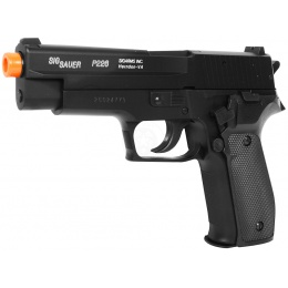 KWC Licensed Sig Sauer P226 HPA  Airsoft Pistol w/ Full Metal Slide