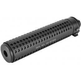 CYMA M4 Series Airsoft Metal QD Mock Suppressor / Barrel Extension