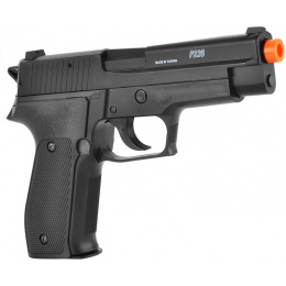 Cybergun Metal Slide Licensed Sig Sauer P226 Spring Airsoft Pistol