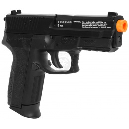 Cybergun Licensed Sig Sauer SP2022 Airsoft CO2 Pistol w/ 20mm Rail