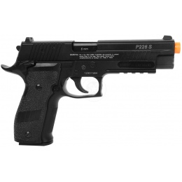 Cybergun Sig Sauer Full Metal P226 X-Five Airsoft CO2 Blowback Pistol