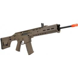 A&K Masada DMR Polymer AEG w/ Integrated Cheek Riser - TAN