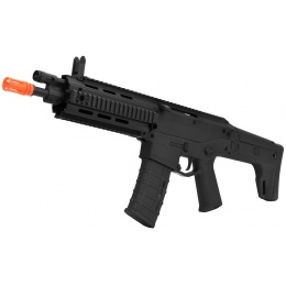A&K Masada Polymer CQB AEG w/ Side-Folding Stock - BLACK