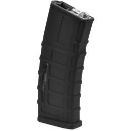 A&K Masada Polymer CQB AEG w/ Side-Folding Stock - BLACK