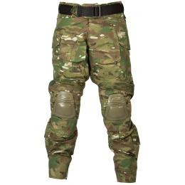 Jagun Tactical Gen 3 Airsoft Combat Pants and Shirt BDU - LAND CAMO