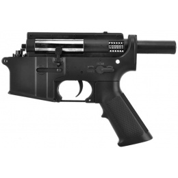 Golden Eagle Metal Gearbox Complete Polymer Lower Receiver  - Black