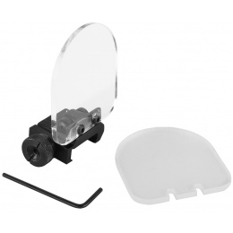 AIM Sports Scope / Red Dot Sight Airsoft Lens Protector - CLEAR