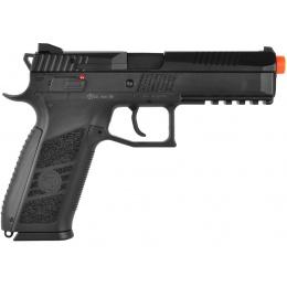 ASG Licensed CZ P-09 Duty GBB Gas Blowback Airsoft Pistol - BLACK