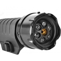 ASG B&T Tactical LED 20mm Rail Mounted Flashlight and Laser Combo