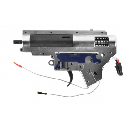 ASG Ultimate 8mm Metal Version 2 SR16 M120 Airsoft Complete Gearbox