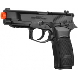 ASG Bersa Thunder 9 Pro CO2 NBB Airsoft Pistol w/ Accessory Rail