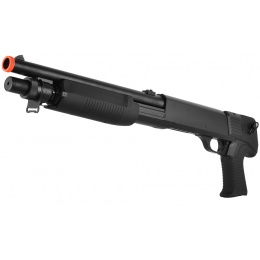 ASG Licensed Franchi SAS 12 Pump CQB 3-Shot Airsoft Spring Shotgun