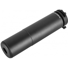 PTS Griffin Armament M4SDII Airsoft Mock Suppressor - BLACK