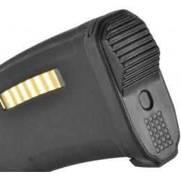 PTS 150rd M4 / M16 Mid-Cap EPM Enhanced Polymer AEG Magazine - BLACK
