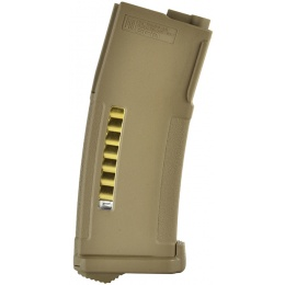 PTS 150rd M4 / M16 Mid-Cap EPM Enhanced Polymer AEG Magazine - TAN