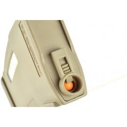 PTS 150rd M4 / M16 Mid-Cap EPM Enhanced Polymer AEG Magazine - TAN
