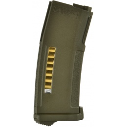 PTS 150rd M4 / M16 Mid-Cap EPM Enhanced Polymer AEG Magazine - OD