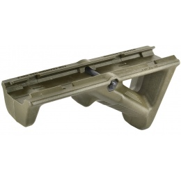 Magpul PTS AFG2 Airsoft Angled Fore Grip II - OD GREEN