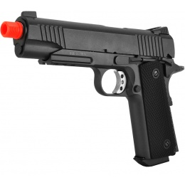WellFire G194 M1911 CO2 Blowback Airsoft Pistol w/ 20mm Rail