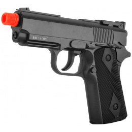 WellFire Full Metal G291 M1911 CO2 Non-Blowback Airsoft Gun Pistol
