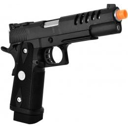WE Tech Hi Capa 5.1 1911 Tactical Master Metal Airsoft Gas Blowback Pistol