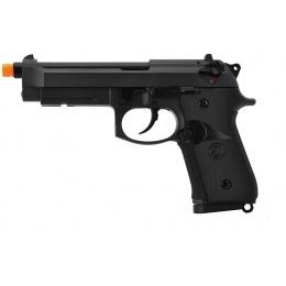 WE Tech Full Metal M9A1 M.E.U. CO2 Blowback Airsoft Pistol - BLACK