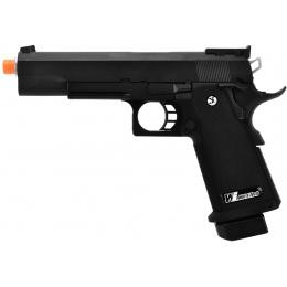 WE Tech Hi-Capa 5.1 M1911 R Version CO2 Blowback Airsoft Pistol