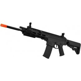 WE Tech MSK Modular RIS Airsoft Gas Blowback GBBR Rifle - BLACK