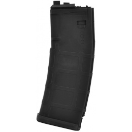 WE Tech 30rd MSK Series Gas Blowback GBBR Airsoft Magazine - BLACK