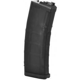 WE Tech 30rd MSK Series Gas Blowback GBBR Airsoft Magazine - BLACK
