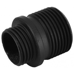 WE Tech 14mm CCW Counter-Clockwise Airsoft Mock Suppressor Adapter
