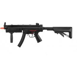 ICS B&T BT5 MX5-Pro MS1 RIS AEG ICS-117 Airsoft Gun w/ Crane Stock
