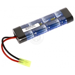 Intellect Premium 9.6V NiMH Mini Battery For Electric AEG - 1600 mAh